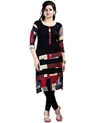 Jashvi Creation Women's Printed Unstitched Regular Wear Dress Material (JC_DM_Multi-Colour)
