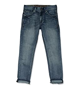 LITTLE BOYS Skinny Five Pocket Jeans