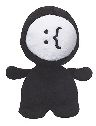 "Ganz 6"" Textmen Stache Plush Toy - 1"