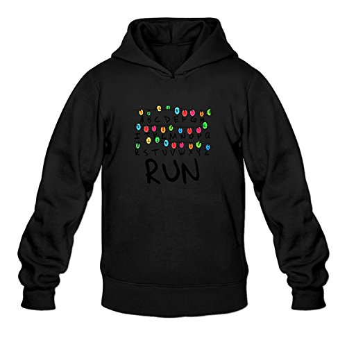 Stranger Things Christmas Lights Run Hoodie