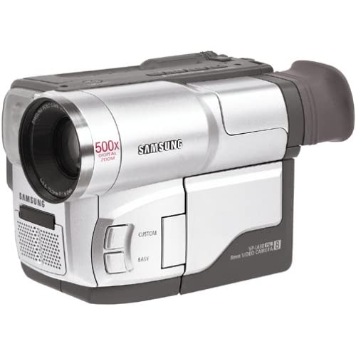 """Samsung SCL610 Hi8 Camcorder with 2.5"""" LCD TFT Monitor"""