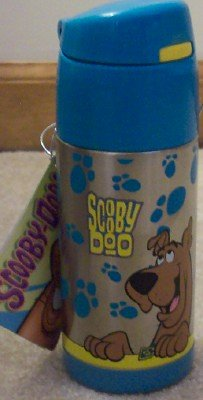 Scooby Doo FUNtainer bottle