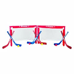 Buy Franklin Sports Mini Hockey Goals - Set of 2 by Franklin