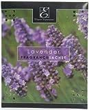 Hosley's Elegant Expressions Set of 12 Lavender Sachet