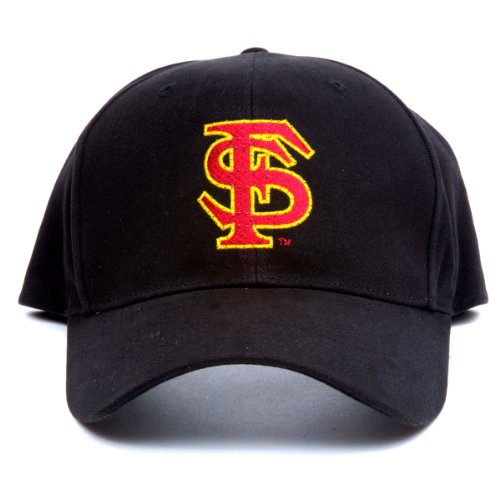 Ncaa Florida State Seminoles Led Light-Up Logo Adjustable Hat