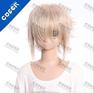 CosplayerWorld The Prince of Tennis Shiraishi Kuranosuke Wig 0inch Cosplay Wig Fashion Girls and Boys Anime Wig Party Wigs Shipping Free