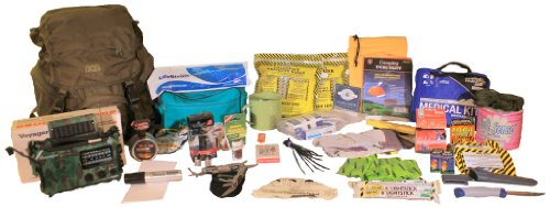 Go Disaster Survival Kit By Andrew & Anita'S Disaster Kits