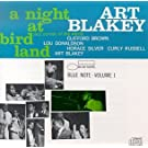 Night at Birdland, Volume 1