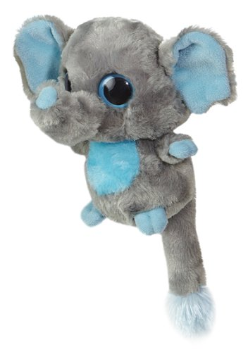 "Aurora World YooHoo Tinee Elephant 5"" Plush"