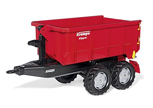 ROLLY123223 - Anhänger Container Krampe, rot