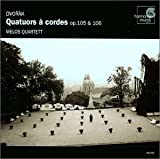 Antonin Dvorak String Quartets Op. 105 & 106 (Melos Quartet)