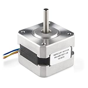 CanaKit Stepper Motor with Cable by CanaKit