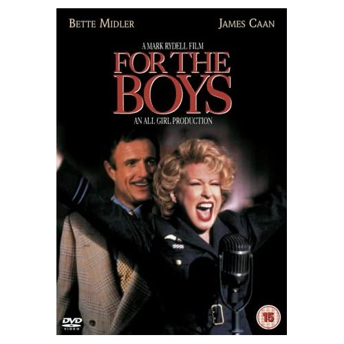 For the Boys: Bette Midler, James Caan, George Segal