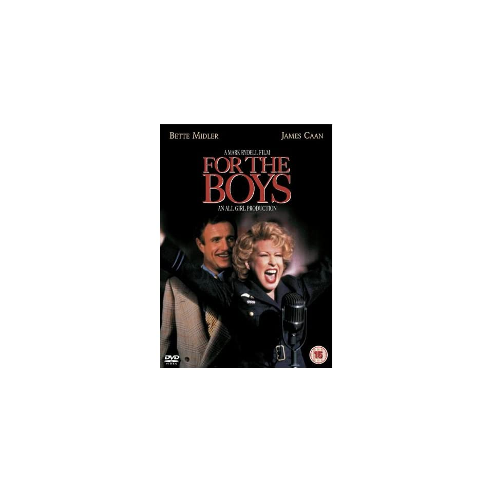 For the Boys Bette Midler, James Caan, George Segal