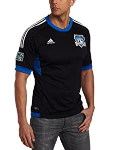 MLS San Jose Earthquakes Replica Home Jersey by adidas