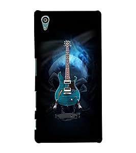 FUSON 3D Designer Back Case Cover foR Sony Xperia Z5 D10110