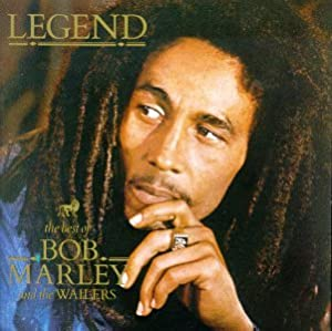 Cover of &quot;Legend - The Best Of Bob Marley...