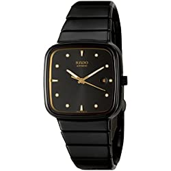 Rado R28918172 Mens R5.5 Ceramic Case Swiss Automatic Watch