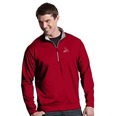 MLB St. Louis Cardinals Men's Leader Pullover
