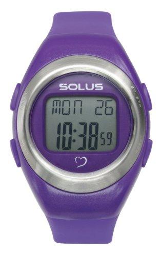 Bernex SL-800-203 - Reloj digital unisex de plástico Resistente al agua