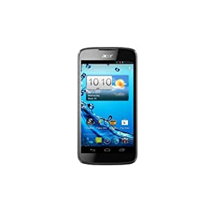 Acer Liquid Gallant Duo Black