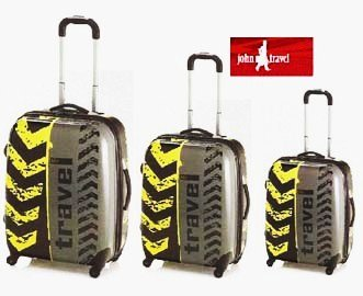 Trolley-Koffer-Set - 3-teilig - XXL-Light - 4