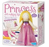 4M Princess Doll Making Kit