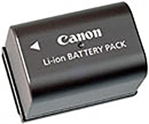 Canon BP-522 Extended Lithium Battery for Optura Pi, ZR 80, 85, 90 Camcorders