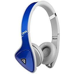 Monster DNA On-Ear Headphones (Cobalt Grey)