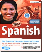COSMI Learn To Speak Spanish ( Windows )