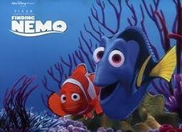 Finding Nemo Lithograph Set (4)