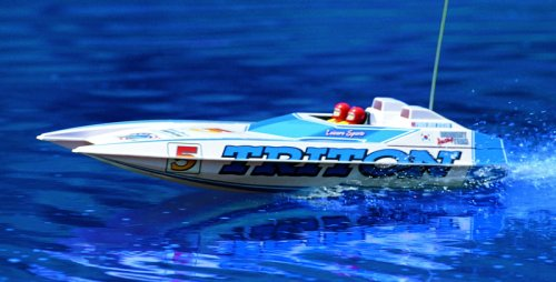 RC Triton Catamaran Offshore Power Boat