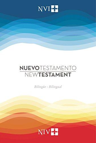 Nuevo Testamento NVI/NIV Bilingue, Rustica (Spanish Edition) [Nueva Version Internacional] (Tapa Blanda)