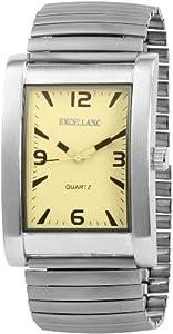 Excellanc Men's Watches 272427500018 Genuine Metal Strap