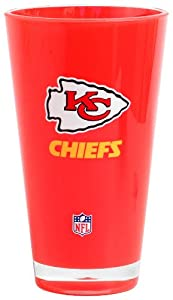 NFL Kansas City Chiefs Single Tumbler by Duck House