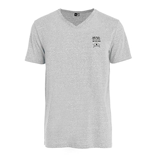 Rip Curl -  T-shirt - Basic - Maniche corte  - Uomo Cement Marle M
