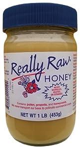 Really Raw Honey 1 lb Jar