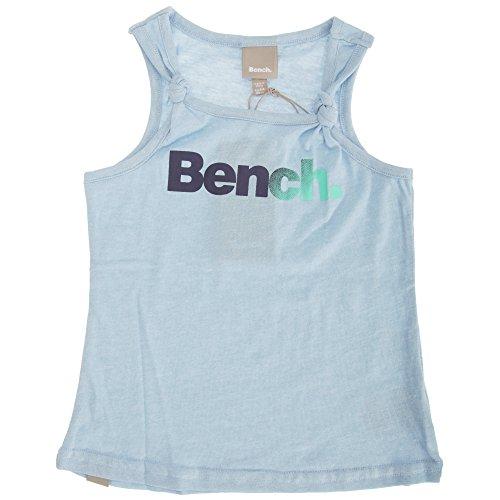 Bench - Fairylike - Canottiera Estiva - Bambine (7-8 anni) (Blu)