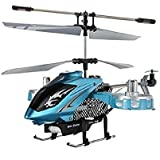 Saffire 4 Channel Remote Controlled Avatar Helicopter (Blue)