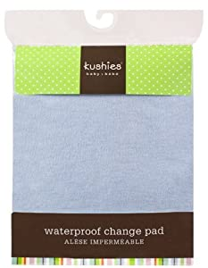 Kushies Deluxe Flannel Change Pad