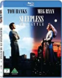 Sleepless in Seattle ( Sleep less in Seattle ) [ Blu-Ray, Reg.A/B/C Import - Sweden ]