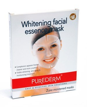 PUREDERM WHITENING FACIAL MASK