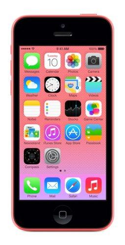 Apple iPhone 5c (Pink, 16GB)