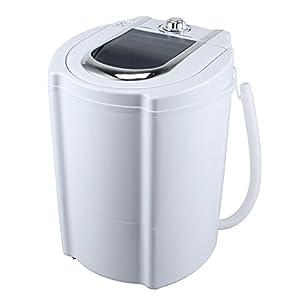 Mini 5.5lbs kapasitas listrik mencuci Compact Portabel Washer