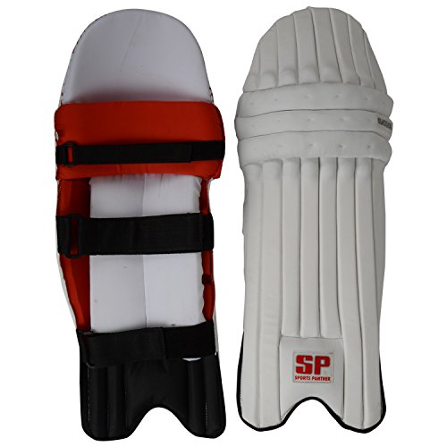 SP Sports Panther Classical Unisex Leather And PU Leg Guard