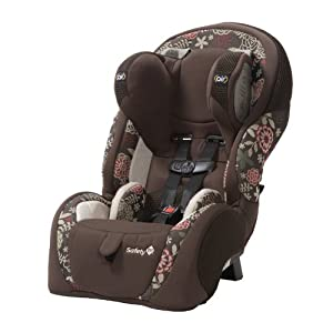 Safety 1st Complete Air 65 Protect Convertible Car Seat, Sugar/Spice