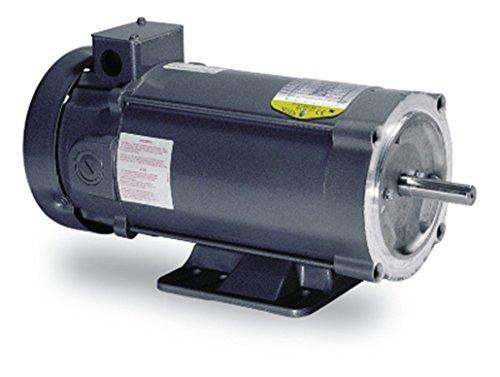 1/2 Hp 1750 Rpm 56C Frame 180 Volts Dc Baldor Electric Motor # Cdp3326