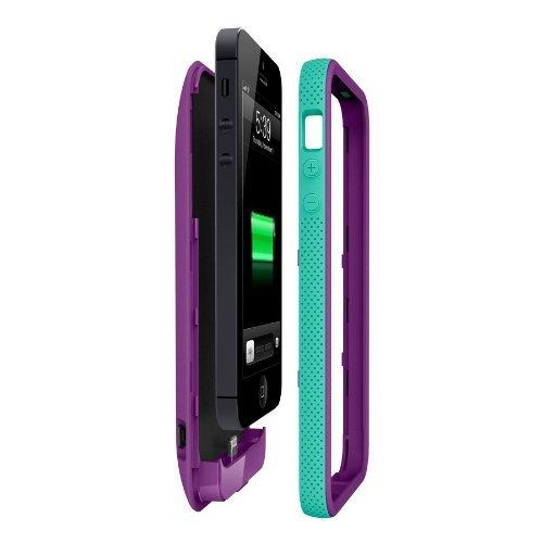 Special Sale Belkin Grip Power Battery Case for iPhone 5 (Purple)