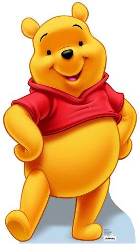 Imagen de Winnie Pooh la vida recorte de tamaño