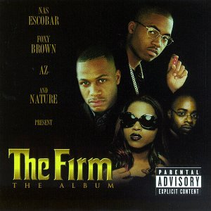 The Firm-The Album-CD-FLAC-1997-PERFECT Download